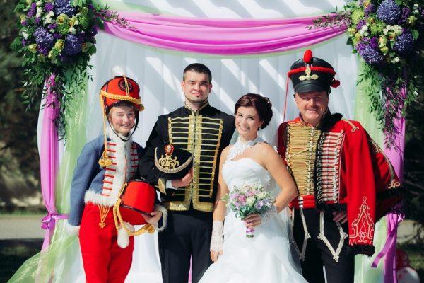 Тематическая свадьба – модно и оригинально!