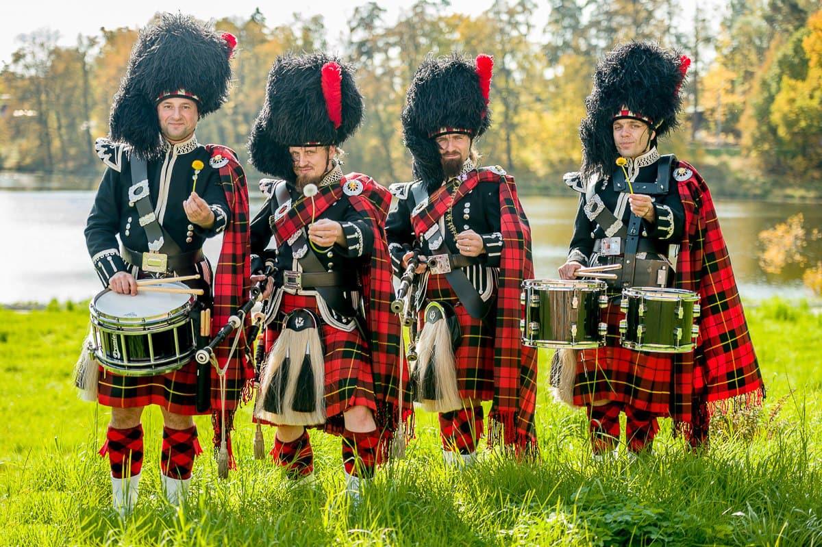 Шотландское шоу